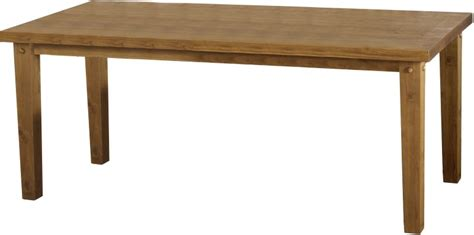 Waxed Pine Dining Table Tortilla 6 Dining Table In Distressed Waxed Pine Buy At Qd Stores