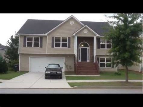large 4br home for rent in snellville