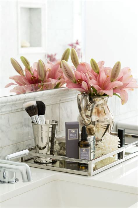 Bathroom Counter Decor by 25 Best Ideas About Bathroom Counter Organization On