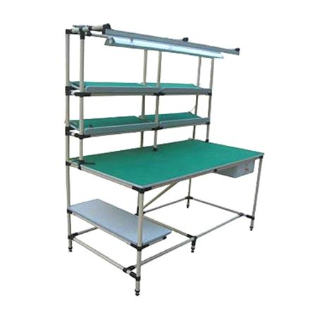 work bench lighting lingting work bench professional esd cleanroom supplier