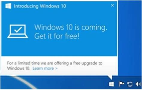 install windows 10 notification 2 upgrading to windows 10 kamil