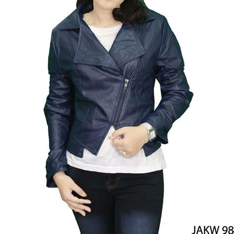 Jaket Dewasa by Jaket Wanita Dewasa Fabric Dongker Jakw 98 Gudang Fashion