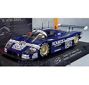 Sauber C9 SlotIt CA06H Le Mans 1987 Kouros Racing Cars At