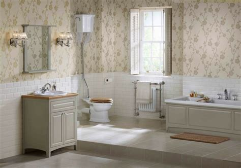 Superbe Papier Peint Salle De Bain #7: Le-papier-peint-salle-de-bain-design-intérieur-idées.jpg
