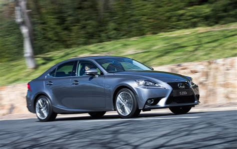 lexus is 200t lexus is 200t now on sale in australia from 57 500