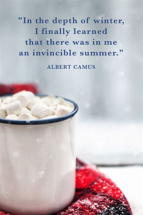 winter quotes snow quotes  sayings youll love