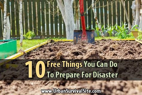 10 Things You Can Only Do In The Summer by 10 Free Things You Can Do To Prepare For Disaster