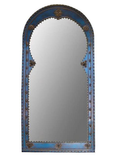 Handcrafted Mirrors - morocco handcrafted mirror artisan crafted home