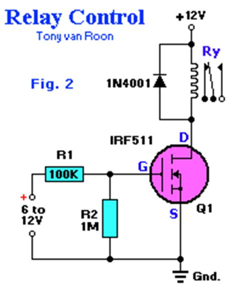 Testing A Mosfet Testing