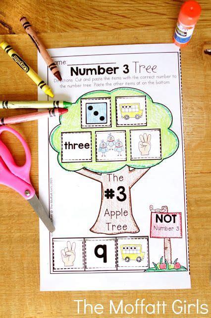 1000 Images About Education Ideas - kindergarten math number sense worksheets preschool