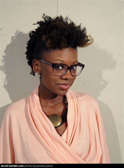 funky natural hair styles natural funky colored hairstyle thirstyroots com black