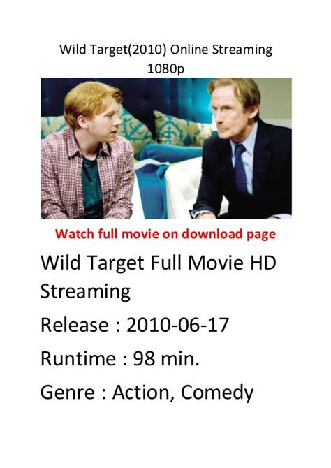 streaming film action comedy wild target 2010 online streaming 1080p movies action comedy