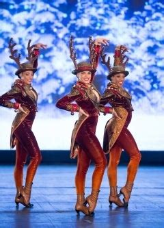 christmas spectacular starring  radio city rockettes  broadway