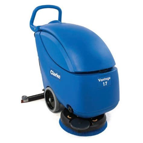clarke 174 vantage 17 inch electric floor scrubber