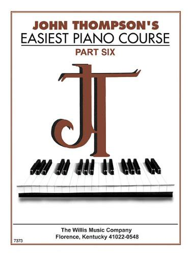 john thompson s easiest piano course part 6 book only flyers online