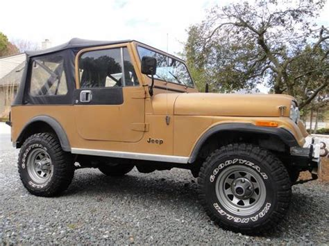 1982 jeep jamboree jeep cj for sale page 53 of 61 find or sell used cars