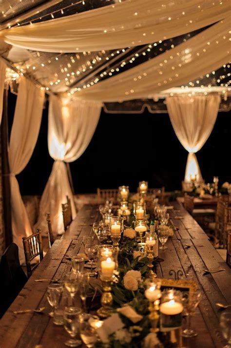 Ceiling Draping Fabric Best 25 Wedding Lighting Ideas On Pinterest Outdoor