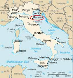 Ravenna Italy Map by Virus From Africa Spreading In A Warmer Italy