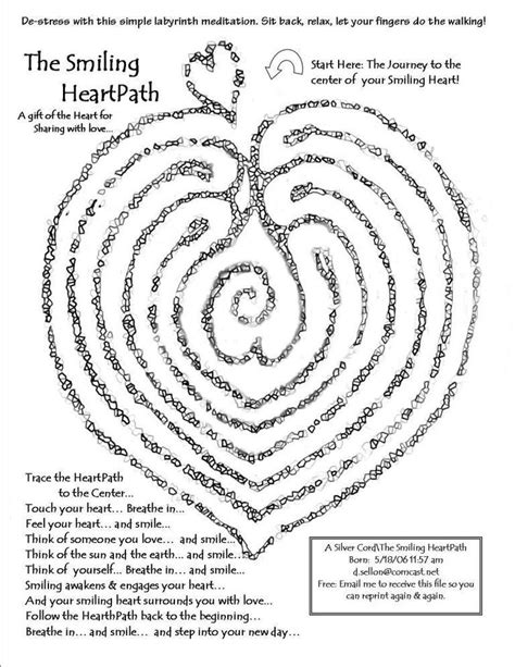 labyrinth template printable finger labyrinth designs ot