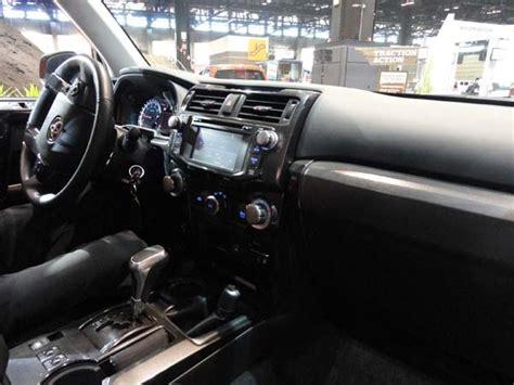 Interiors Pro by 2015 Toyota 4runner Trd Pro Interior Photos Information