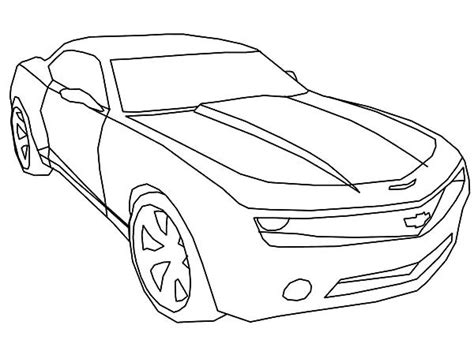 coloring pages camaro cars the transformes camaro cars coloring pages best place to