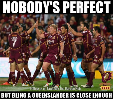 State Of Origin Memes - the maroon mob