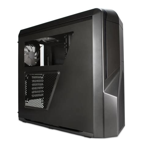 Promo Pc Nzxt Phantom 410 Black nzxt phantom 410 atx mid tower nzxt