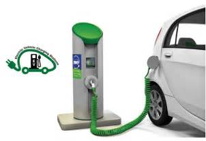 Electric Car Charging Station Images Optocouplers Help Promote Safe Efficient Ev Charging