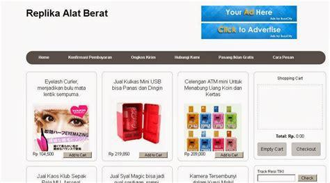 template toko online terbaik 3 template toko online terbaik dan gratis beranda batak