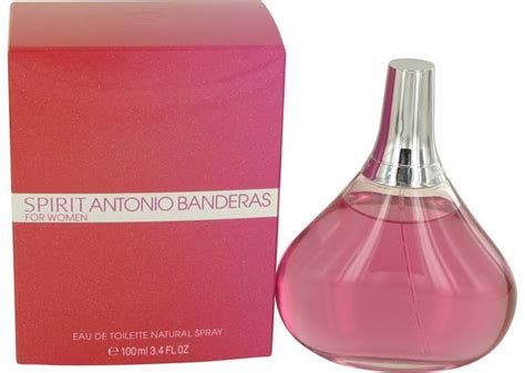 Antonio Cologne For By spirit perfume for by antonio banderas