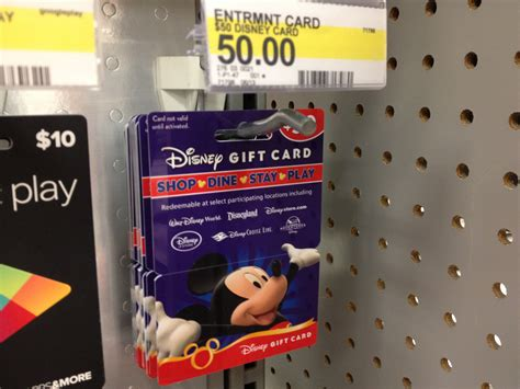 Deals On Disney Gift Cards - disneyland gift cards target gift ftempo