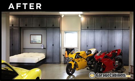 garage makeover amazing before and after garage makeovers you to see