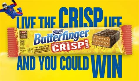 Butterfinger Sweepstakes 2017 - live the butterfinger crisp life sweepstakesbible