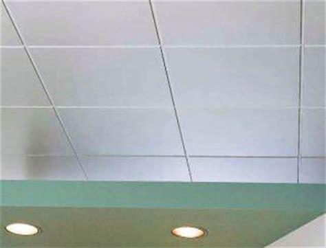 controsoffitto metallico caratteristiche e tipologie dei controsoffitti