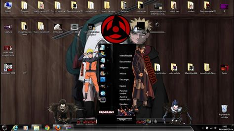 themes for windows 8 1 naruto скачать тему naruto themes тема наруто для windows 7 для
