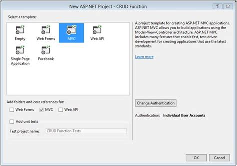 Asp Mvc Templates by Crud Function For Static Data In Asp Net Mvc