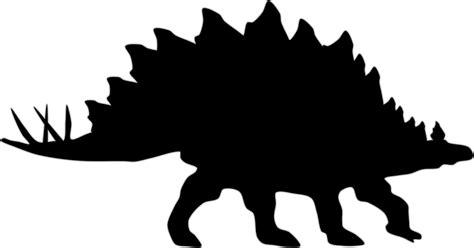 dinosaur silhouette png  dinosaur silhouette
