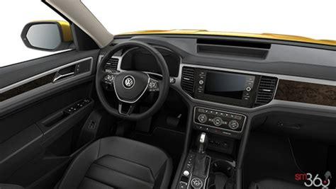 volkswagen atlas white interior 2018 volkswagen atlas execline for sale in calgary fifth