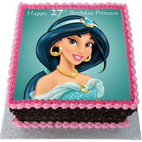 Princess Jasmine Birthday Cake   Flecks Cakes