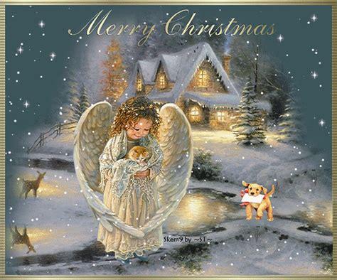 christmas animated  cards  animations