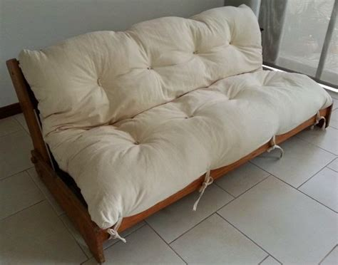 comfortable futon mattress futon mattress pad how to make it comfortable homesfeed