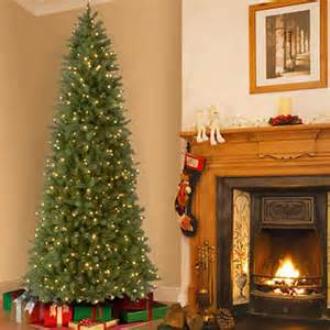 2 74 m 9 ft feel real 174 bayberry spruce slim christmas tree