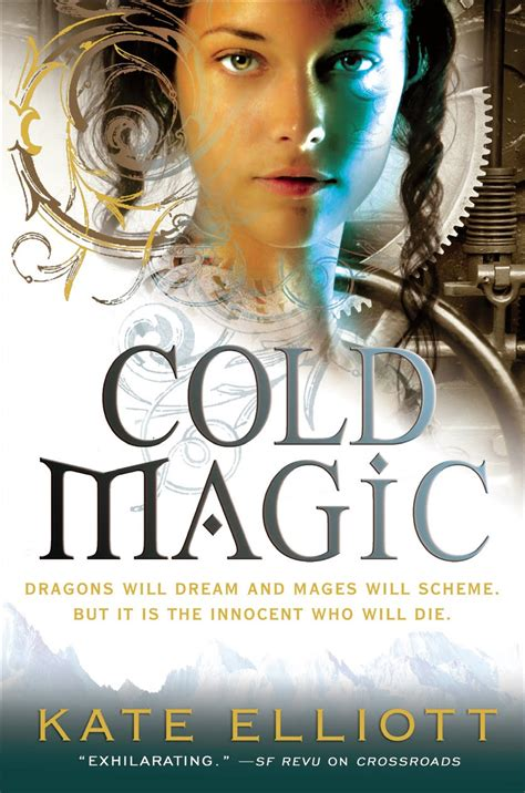 cold magic by kate elliott review