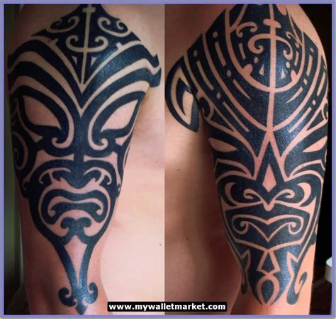 tribal patterns tattoos