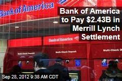 bank of america buys merrill lynch bank of america news stories about bank of america