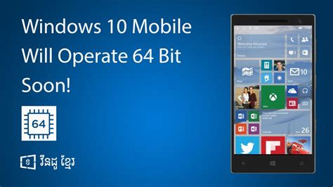 motioninjoy tutorial windows 10 windows 10 mobile will operate 64 bit in next os update