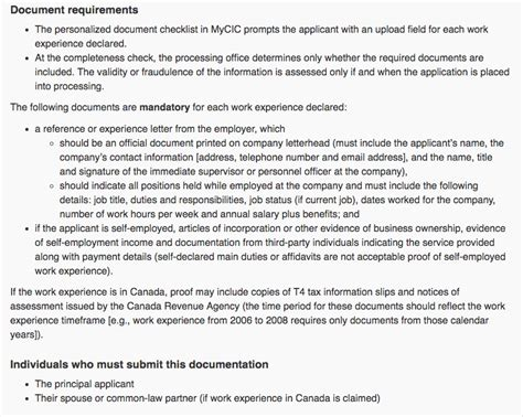 Canada Immigration Reference Letter Format reference letter from employer for immigration canada