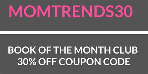 Book Review Of The Month Club By Jackie Clune by Book Of The Month Club Review And Discount Codemomtrends