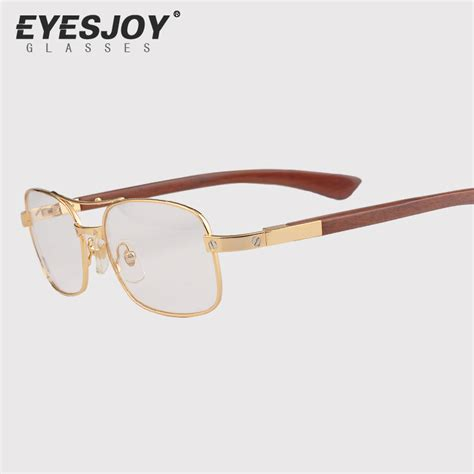 wooden eyeglasses frames made eyeglass frame designer