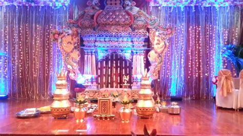 Wedding Deko by Wedding Deco At Shenbaga Vinayagar Celon Rd Temple